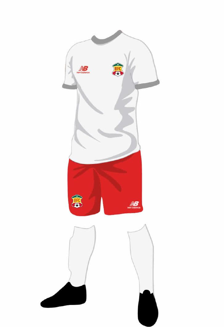 bfc uniforme blanco