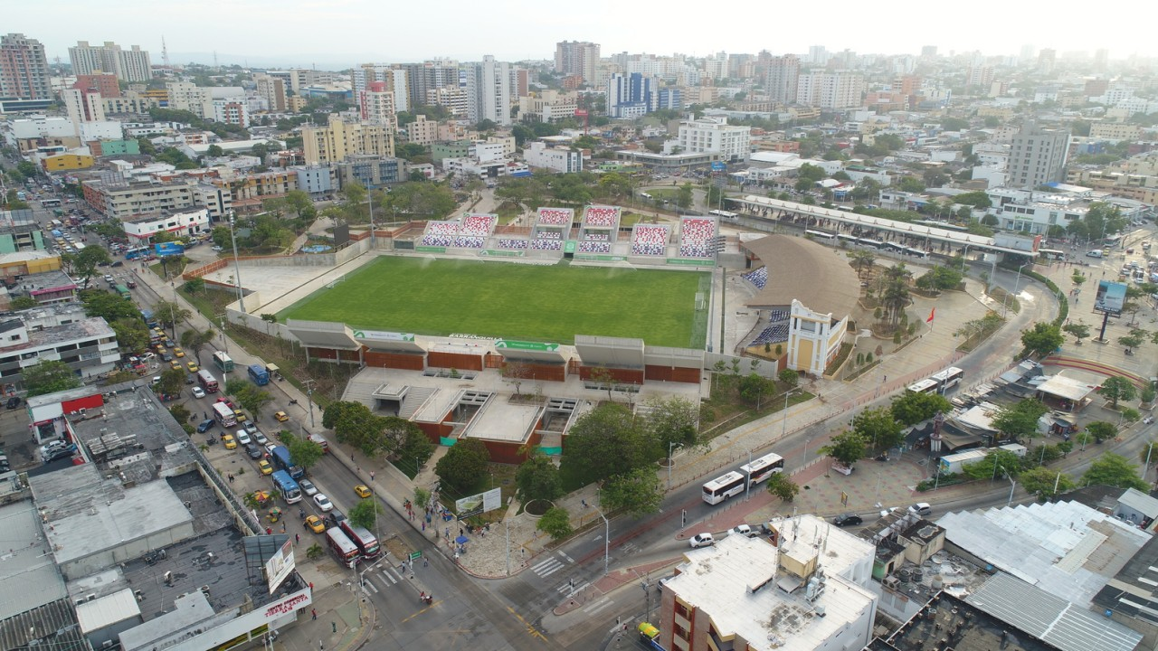 estadio de futbol romelio martinez